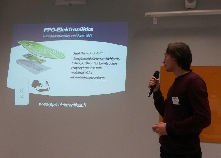 Tekninen asiantuntija Kimmo Konttinen