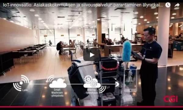 IoT-kasipyyhe-videokuva