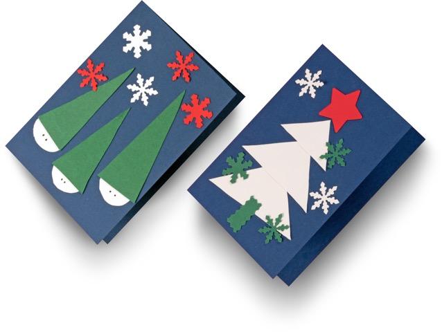 Joulukortit Itsetehdyt