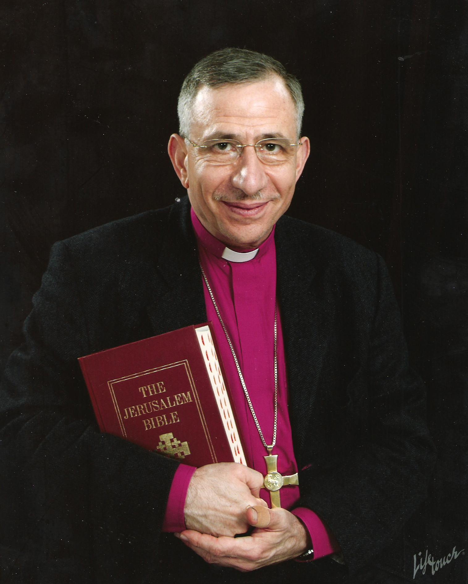 Munib Younan piispa munib younan