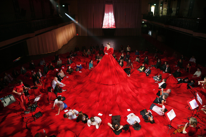 Reddress in London