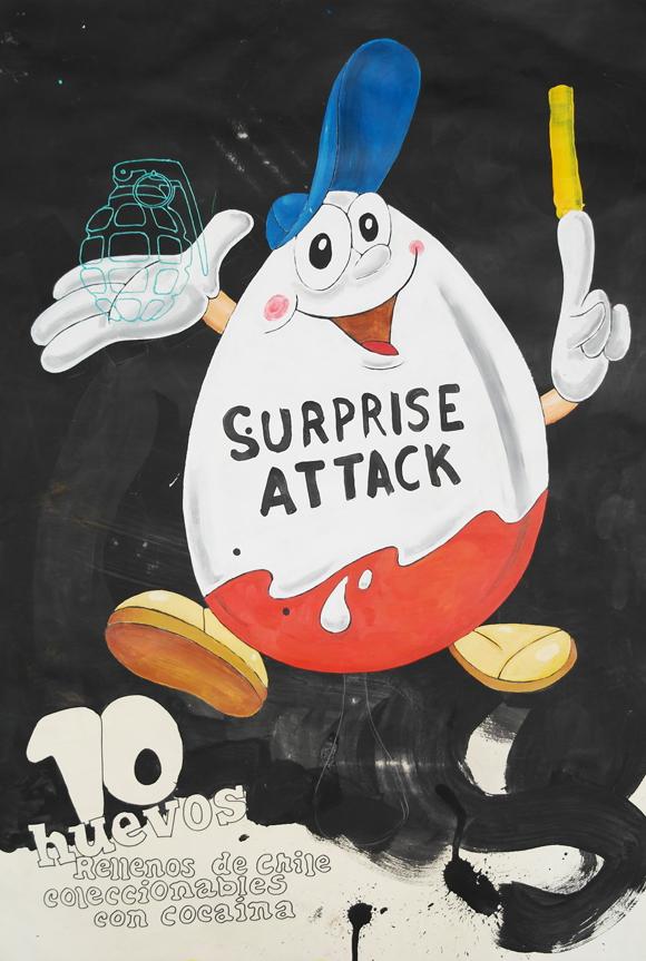 Suprise Attack