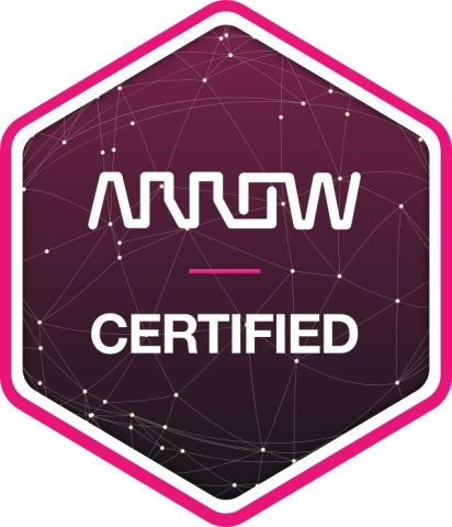 Arrow certified