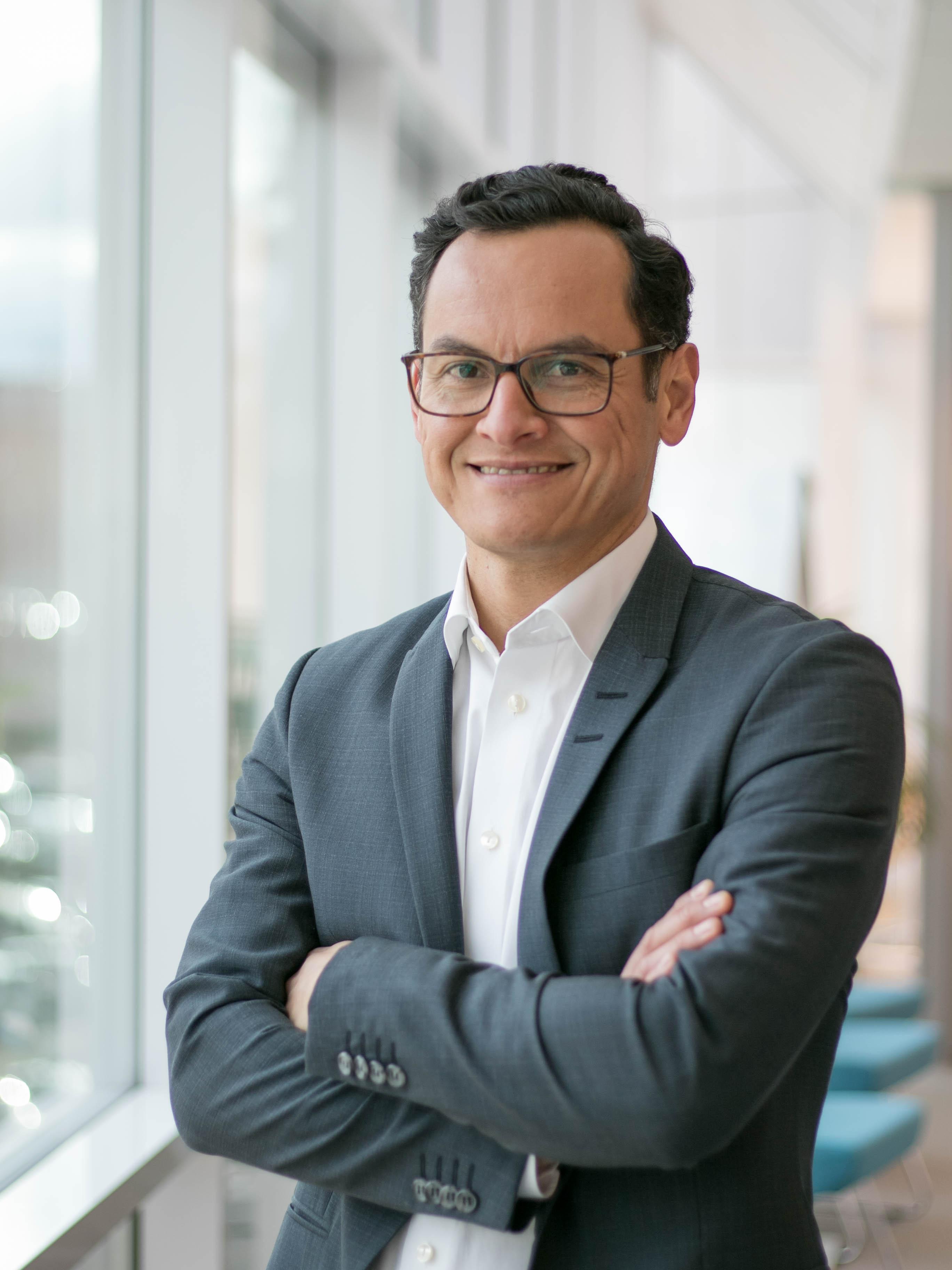 Flavio Santos, Schneider Electricin Nordic & Baltic Zone Execution Centerin johtaja