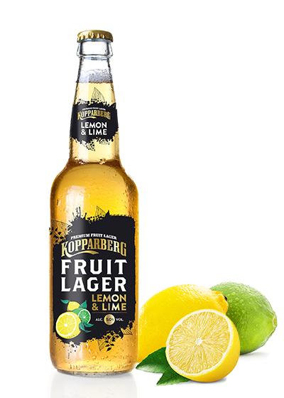 Kopparberg Fruit Lager Lemon&Lime 5,0