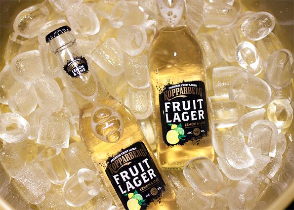 Kopparberg Fruit Lager Lemon&Lime