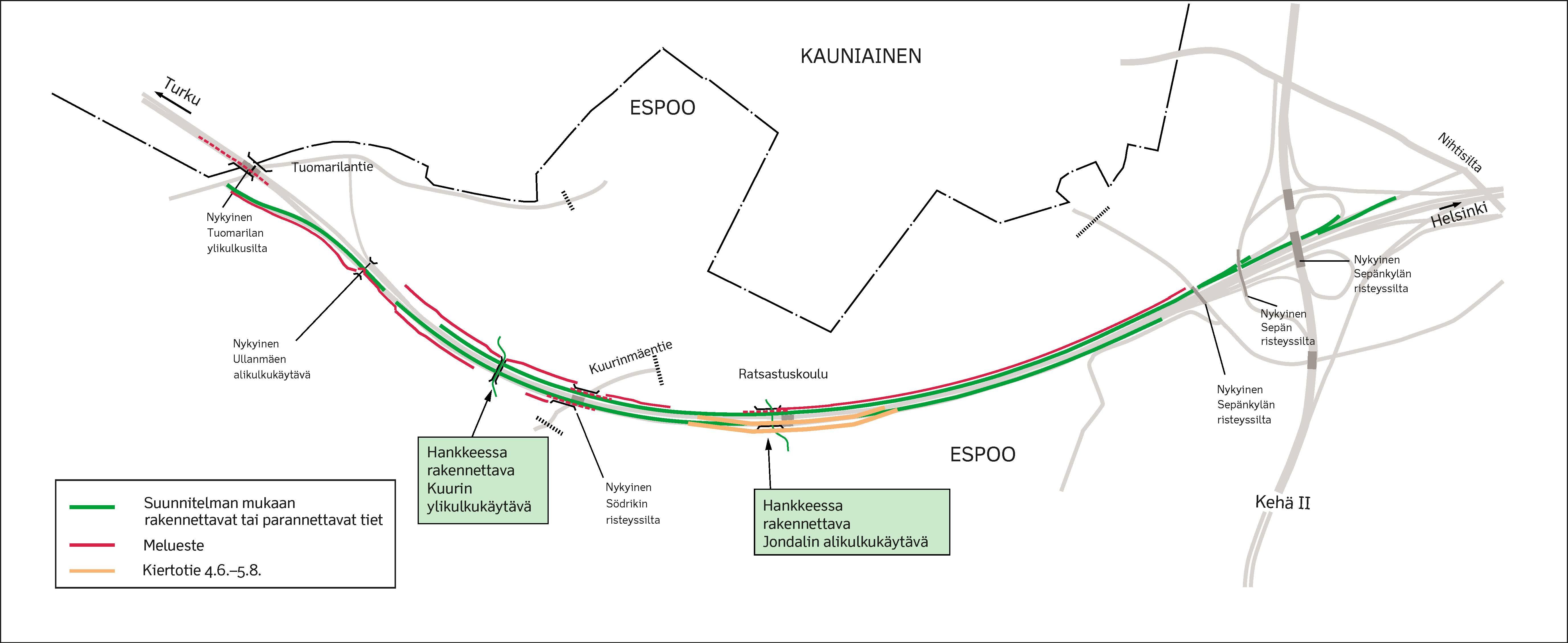 Liikennevirasto yhteystiedot