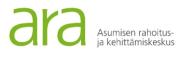 Asumisen rahoitus- ja kehittämiskeskus (ARA)