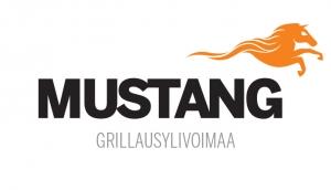 Mustang grillit ja grillaustarvikkeet