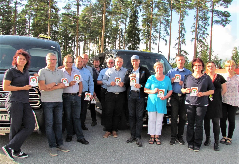 Vuoden vanhusteko -palkinto Muisti- ja ikäystävällinen Etelä-Pohjanmaa -hankkeelle