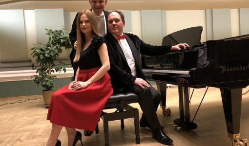Liettua 100 vuotta - Lappeenrannan kaupunginorkesteri juhlistaa Liettuan itsenäisyyttä juhlakonserteilla Lappeenrannassa ja Helsingissä