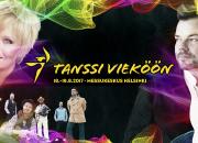 Uusi Tanssi Vieköön -festivaali: senioritanssi näyttävästi esillä tänään
