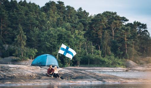 Suomi liputtaa luonnolle ensimmäisenä maana maailmassa