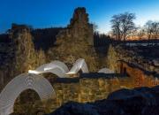 Kuusiston linnanrauniot ja taidekartano juhlistavat satavuotiaan Suomen luontoa valon ja hyvinvoinnin merkeissä 26.8.2017