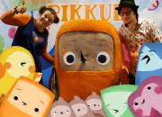 Pikkuli-televisiohahmon laululeikkishow syntyy koko perheen voimin