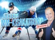 Jutin Jääkiekon MM-Kisakatsomo, Tiedotus
