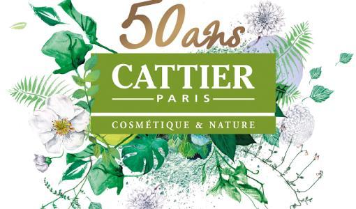 Cattier Paris luonnonkosmetiikka - NHS Oy sarjan maahantuoja
