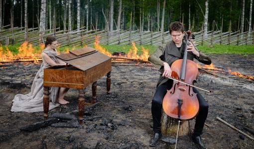 Sibelius Inspiration -multimediakonsertti Fiskarsin Ruukissa