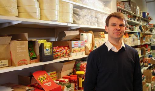 Päivittäistavaroiden verkkokauppa Ekamarket.com toimittaa koko Suomeen