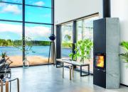 NunnaUuni Oy:n Calor-tuoteuutuus omimmillaan nykyajan energiatiiviissä taloissa