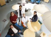 Jyväskylän yliopiston tiimi POCKit tiedekilpailun finaaliin