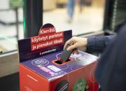 Tiedote: Suomalaiset kuuluvat Euroopan ahkerimpien paristojen ja akkujen kierrättäjien joukkoon