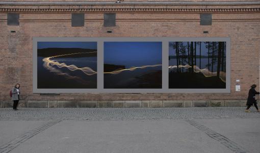 Kesän Finlayson Art Areaan monipuolista valokuva- ja videotaidetta