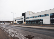 Uusi Fashion Center avaa ovensa ensi kesänä