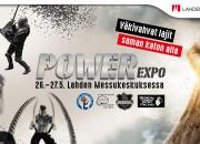Väkivahvat lajit täyttävät Lahden Messukeskuksen - Suomen Vahvin valitaan viikonloppuna POWER Expossa