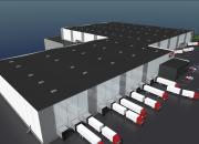 Lehdolle jo toinen iso urakkasopimus logistiikkakeskuksen rakentamisesta