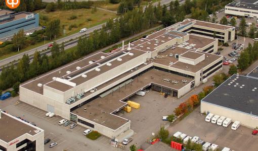 Pohjoismaiden suurin pienvarastokiinteistö Länsi-Vantaalle
