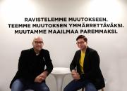 Risto Oksanen mukaan viestintätoimisto Ellun Kanoihin