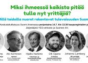 Nuorten yrittäjyys- ja työelämätaidot puhuttavat SuomiAreenassa 2017
