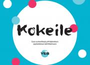 Kokeiluista toimintatavoiksi: uusi YES-katalogi tarjoaa malleja yrittäjämäisen toimintakulttuurin kehittämiseen oppilaitoksissa