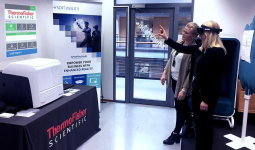 Tutustu terveysalan VR/AR-sovelluksiin HUS VR Labrassa