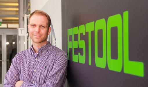Festool tuo markkinoille uutta Bluetooth-teknologiaa - Pölynpoisto ilman häiritsevää sähköjohtoa.