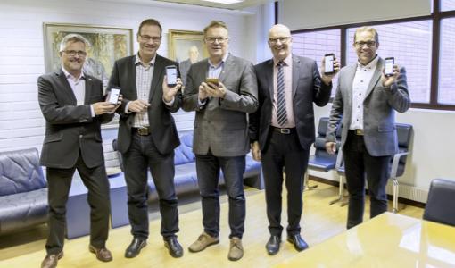 ALVAR Mobiili on uusi digitaalinen alusta osaamisen arviointiin tutkintokoulutuksessa