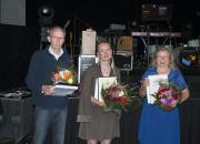 Luonnonsuojeluliitto palkitsi Itämeri-tutkija Seppo Knuuttilan, toimittaja Arja Kivipellon ja vaatelainaamo Vaatepuun