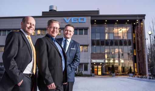 Yrityskauppa Isossa-Britanniassa tukee VEOn kasvua