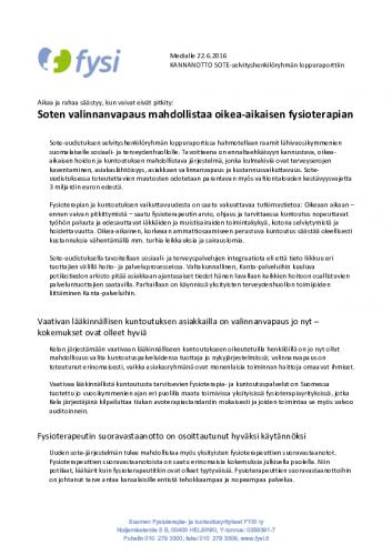 kannanotto_sote_selvityshenkiloryhman_raporttiin_22.6.2016_fysi_ry.pdf