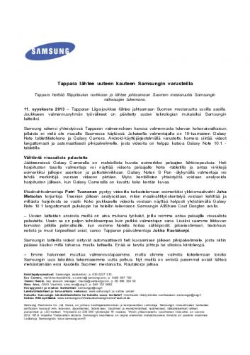 samsung_tappara_tiedote_11092013.pdf