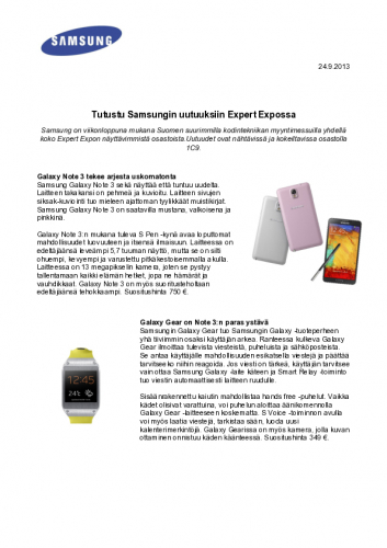 samsung_tiedote_expertexpo.pdf
