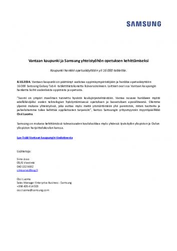 samsung_vantaa_media_alert_081014.pdf