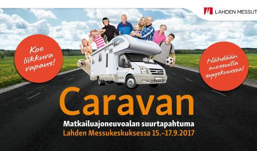 Suomen suurin matkailuajoneuvotapahtuma katsoo tulevaisuuteen – historiaa kunnioittaen