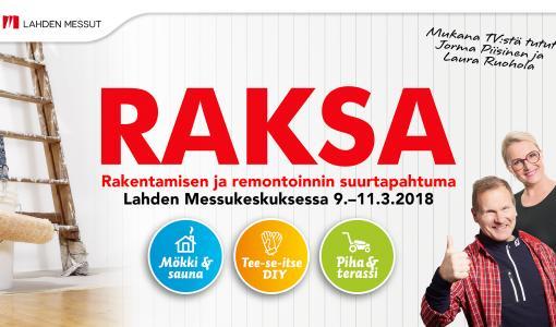 Puheenaiheena kestävän kiinteistönpidon haasteet - ministeri Kimmo Tiilikainen vierailee Raksa-messuilla Lahdessa