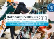 Muistutus: Kutsu Kokonaisturvallisuus 2018 -tapahtuman ennakkokierrokselle
