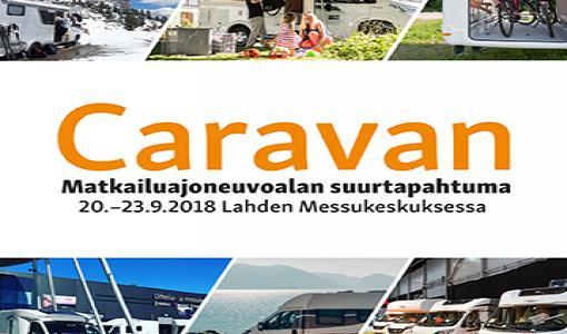 Matkailuajoneuvoala kasvusuunnassa - lakimuutos mahdollistaa alan tarjonnan ja Caravan-messujen laajenemisen
