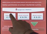 Jyväskylän seudulla osallistutaan aktiivisesti hyväntekeväisyyteen pullonpalautusautomaateilla