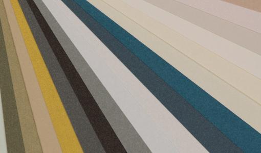 Antaliksen designpapereihin jopa 60 uutta väriä