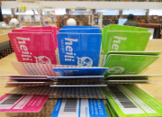Heili-kirjastoissa otetaan käyttöön mobiilikortti kesällä 2018